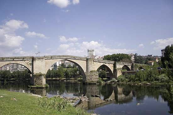 A Ponte Vella Orense