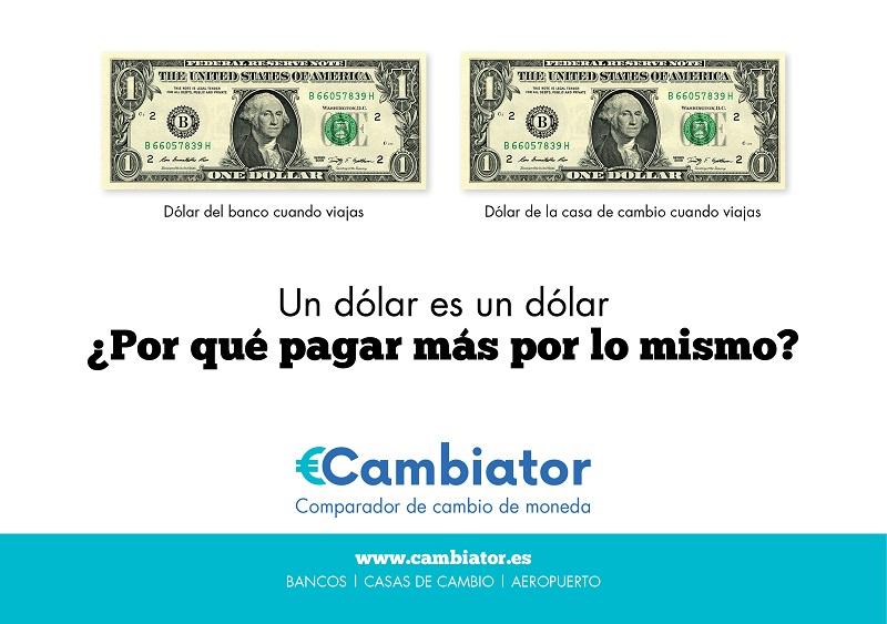 Un dólar es un dólar