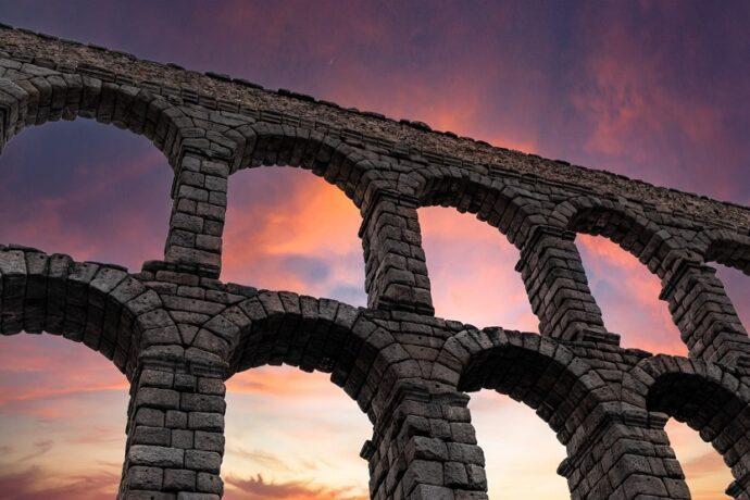 Acueducto de Segovia (Marco de Hevia Unsplash)