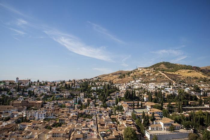 Albayzín de Granada