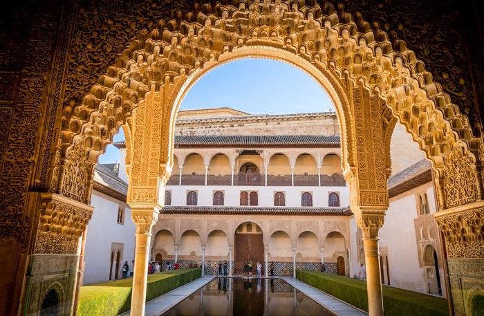 Alhambra Granada España