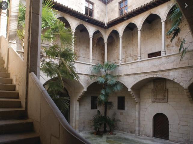 Antiguo Hospital de Santa María Lleida