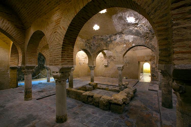Baños árabes Jaén
