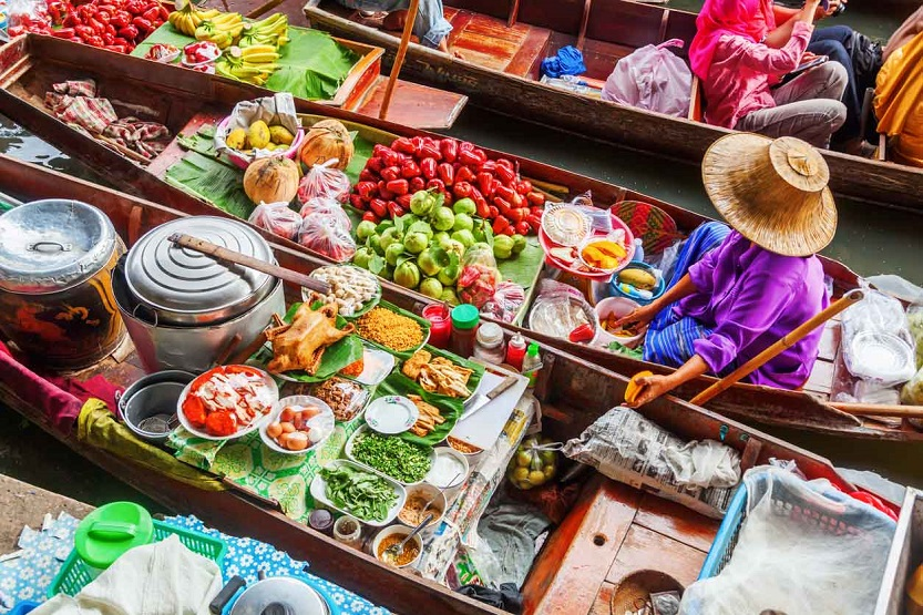 mercado bangkok