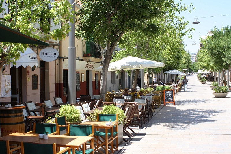 Barrio de Santa Catalina Palma de Mallorca