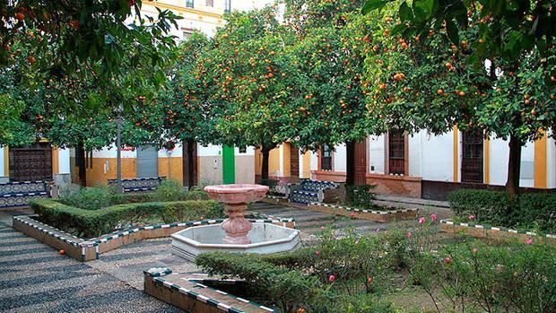 Barrio de la Santa Cruz Sevilla
