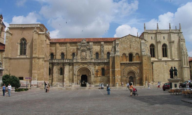 Basílica de San Isidoro León