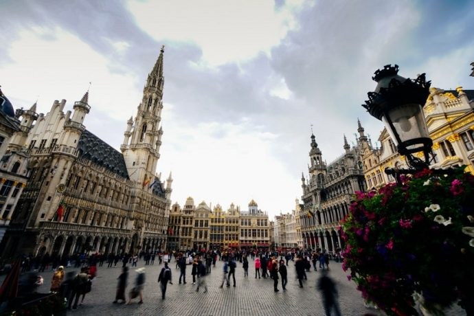 Bélgica Bruselas Grande Place