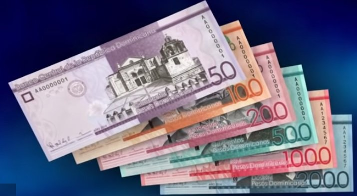 Billetes República Dominicana