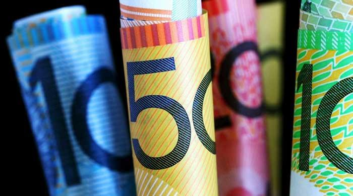 Billetes de Australia