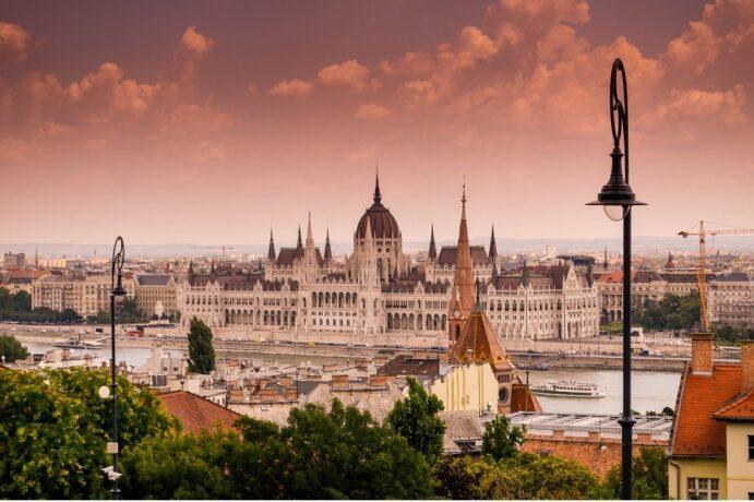 Budapest Hungría