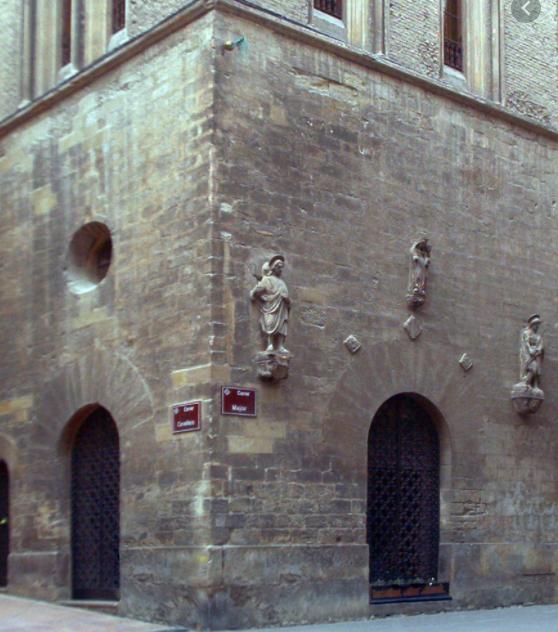 Capilla de Sant Jaume Lleida