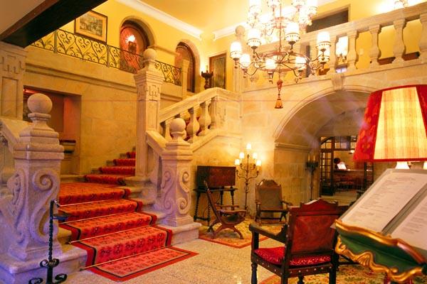Casa del Barón Pontevedra Parador de Turismo