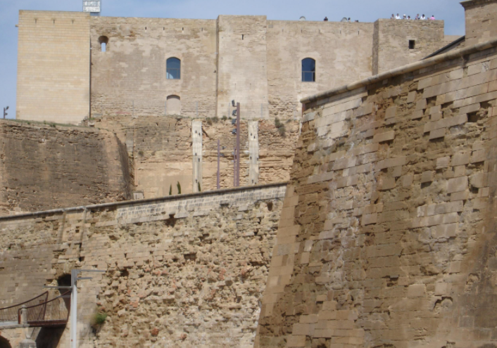 Castell de la Suda Lleida