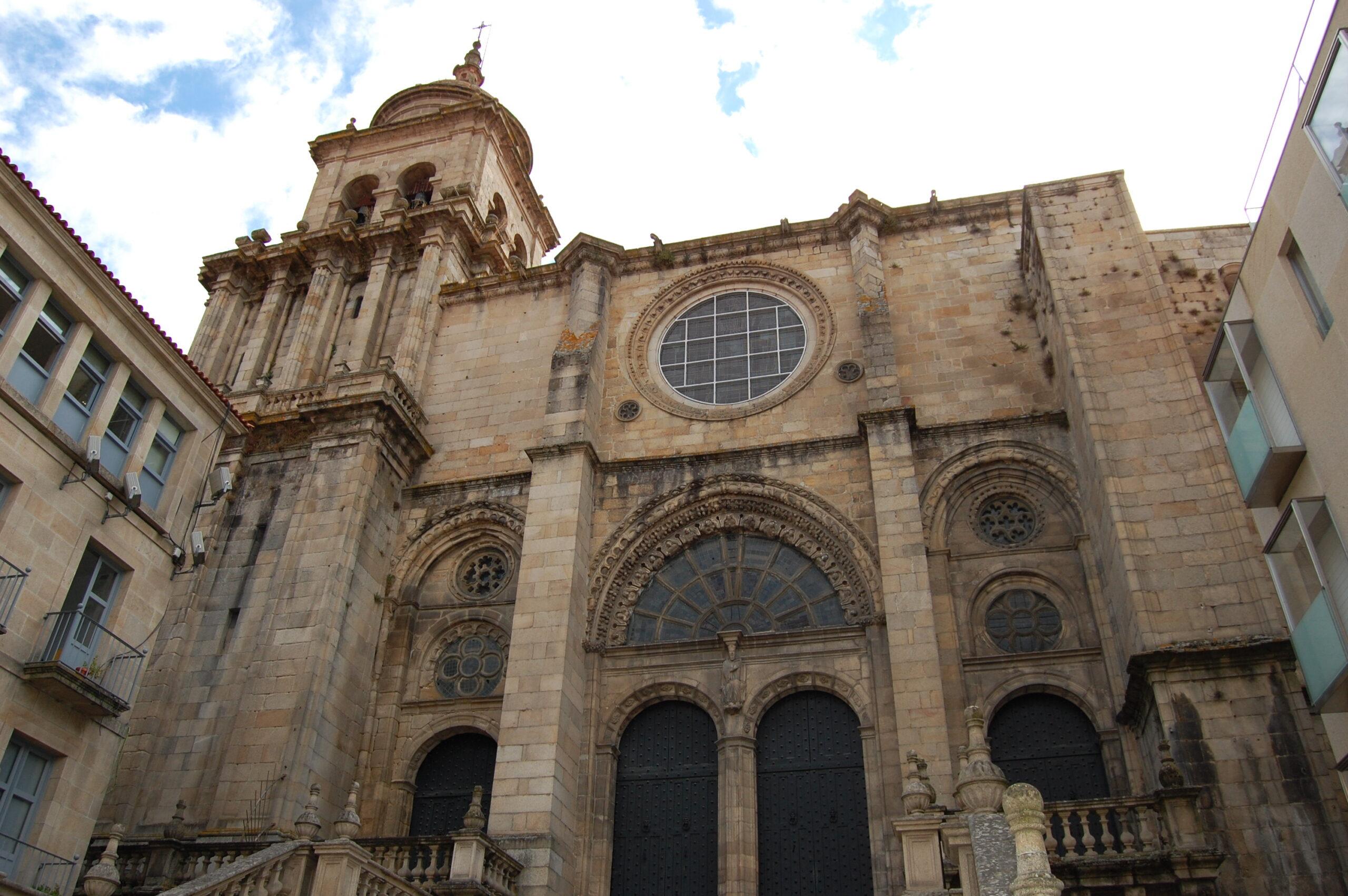 Catedral de Orense Catedral de San Martiño