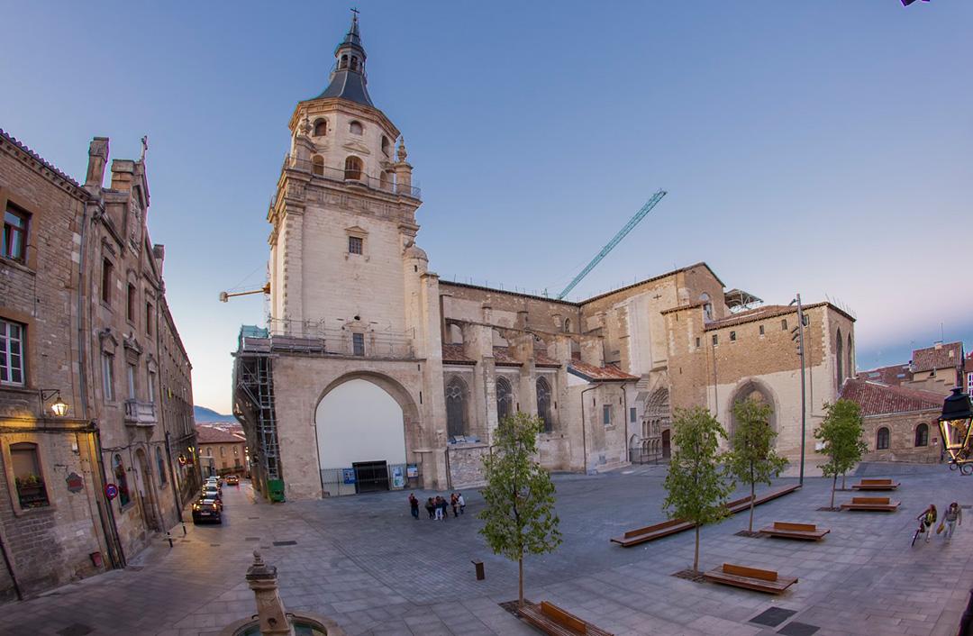 Catedral de Santa María Vitoria-Gasteiz