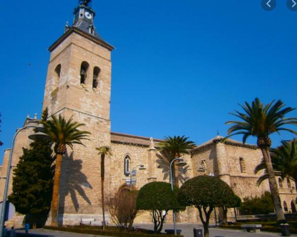 Ciudad Real Iglesia de San Pedro