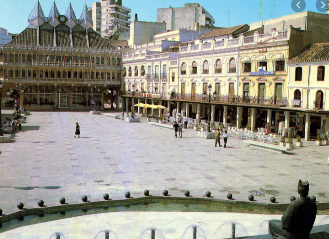 Ciudad Real Plaza Mayor
