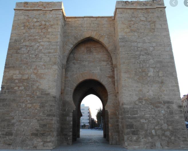 Ciudad Real Puerta de Toledo
