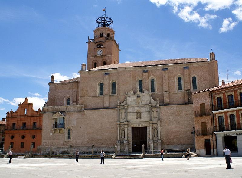 Colegiata de San Antolín Medina del Campo