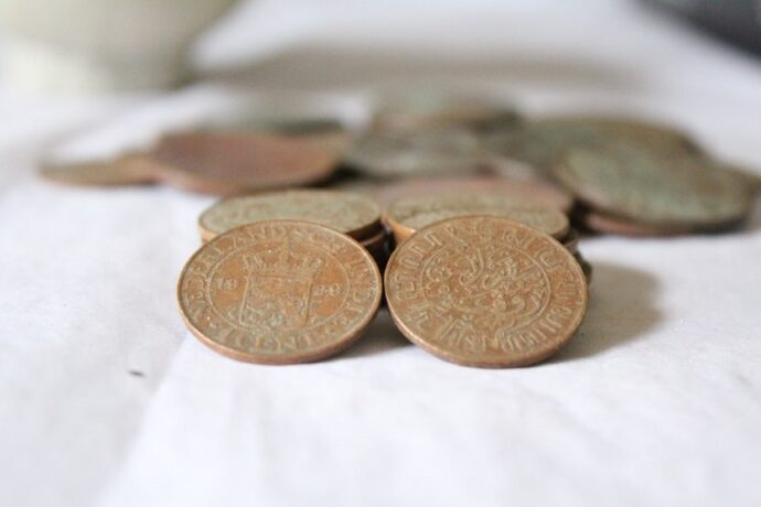 Como limpiar monedas (Istiqamatunnisak Unsplash)