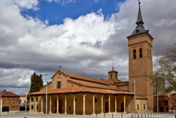 Concatedral de Santa María la Mayor Guadalajara