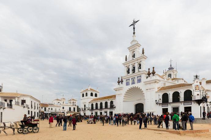 Ermita de El Rocío Huelva