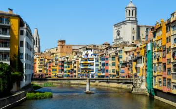 Cambio de moneda en Girona