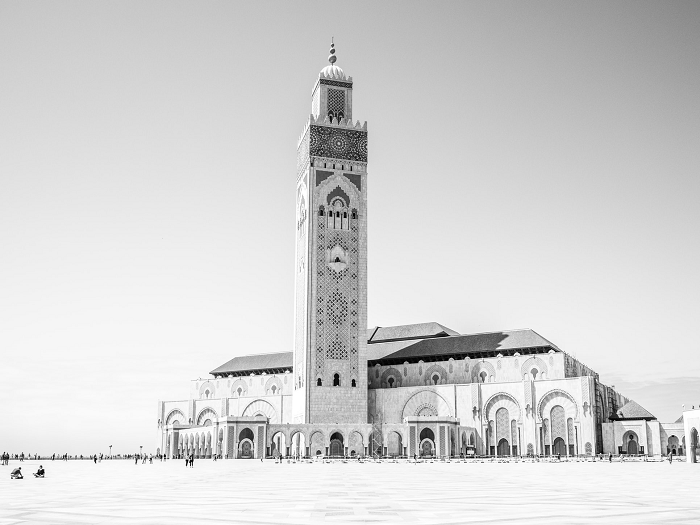 Gran Mezquita de Casablanca 3