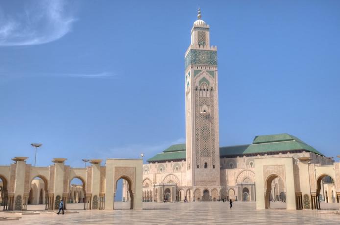 Gran Mezquita de Casablanca