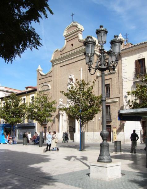 Iglesia de San Nicolás el Real Guadalajara