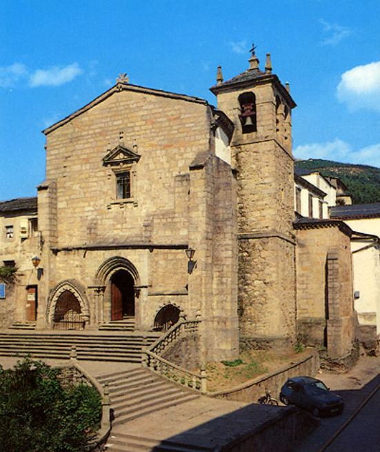 Iglesia de San Francisco Lugo