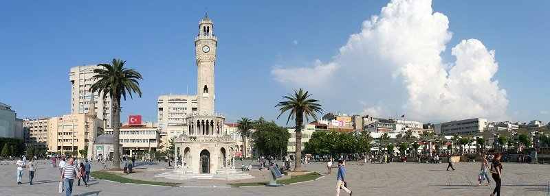 Plaza Konak Esmirna