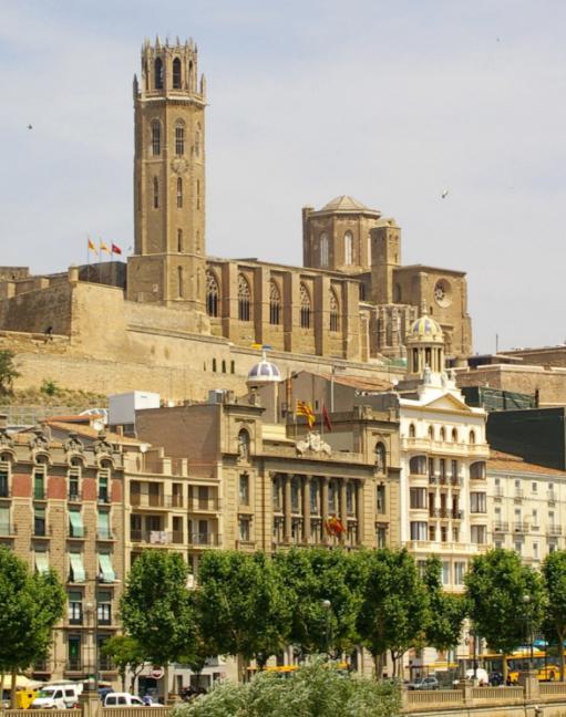 La Seu Vella Lleida