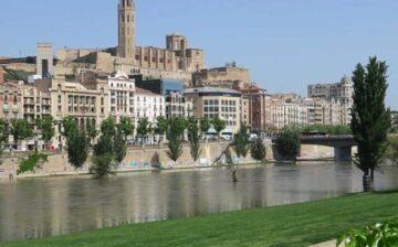 Cambio de moneda en Lleida