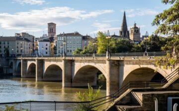 Cambio de moneda en Logroño
