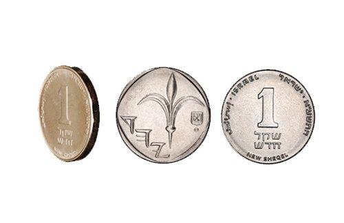 Moneda de 1 shekel