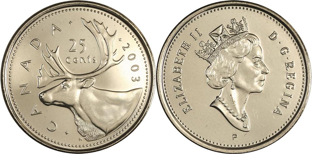 Moneda De Canada Y Su Valor June 2020