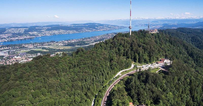 Monte Uetliberg Zurich