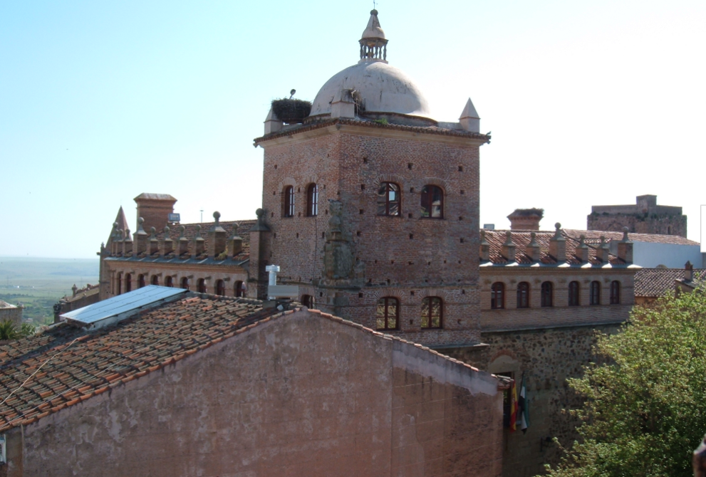 Palacio de Toledo-Moctezuma Cáceres