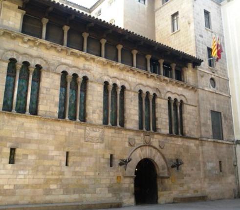 Palacio de la Paeria Lleida
