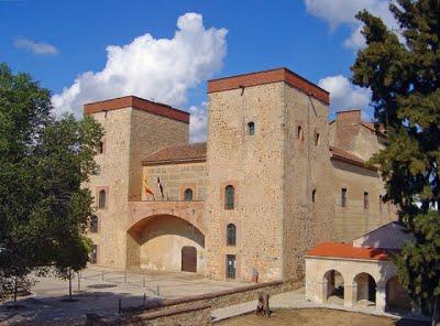 Palacio de los Condes de la Roca Badajoz