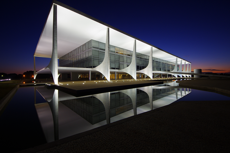 Palacio do Planalto Brasilia
