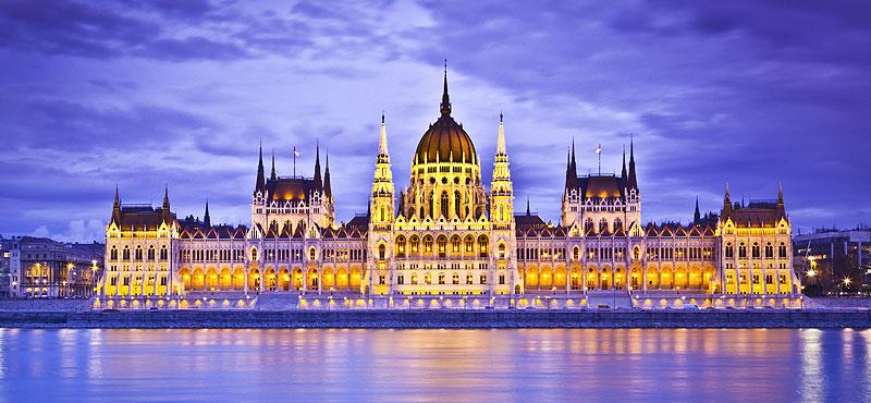 Parlamento de Budapest Hungría
