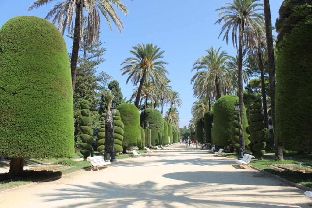 Parque Genovés Cádiz