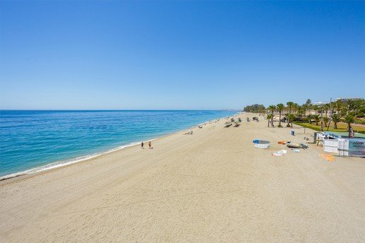 Playa de Roquetas de Mar Almeria