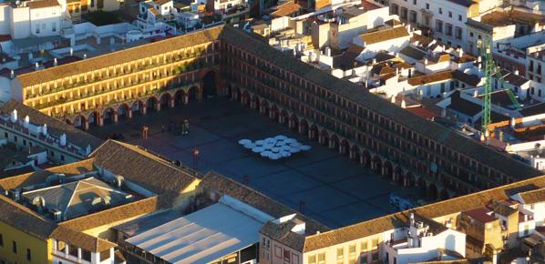 Plaza de la Corredera Córdoba