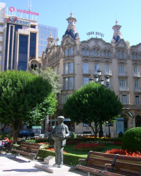 Plaza del Altozano Albacete