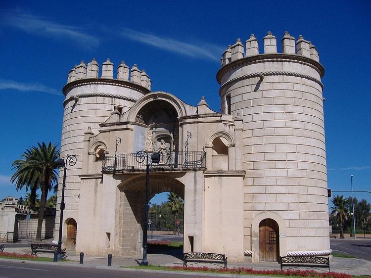 Puerta de Palmas Badajoz