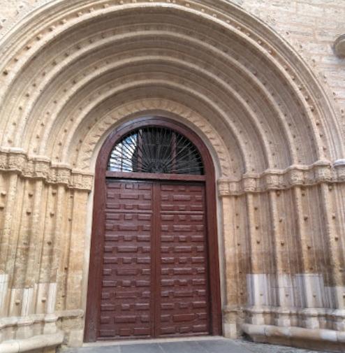 Puerta del Perdón Catedral de Ciudad Real